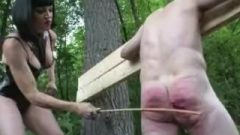 Caned With No Mercy