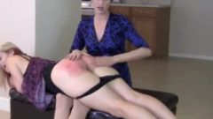 Lacey Spanking