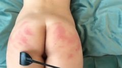 Submissive Yummy Teen Slapped And blow-job