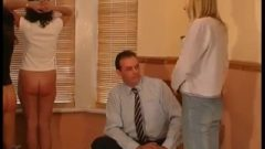 3 School Girl Spanked Otk On Their Barebottoms For Not Following Directions