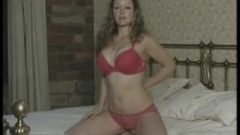 Yorkshire Cutie Strips And Then Spanked By Older Dude British Euro Brit Eur
