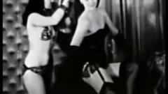 Bettie Page- Spanked Slave Whore – Rare Bondage Fetish Stag Film-electro Bea