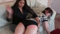 Kailee Spanked Otk On Her Undies And Barebottom For Being A Bad Student