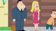 Francine Takes Spanked