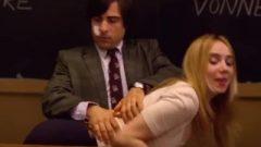 Bored To Death Spanking Version – Zoe Kazan Roleplay