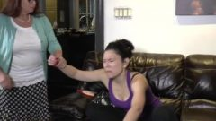 Audrey Spanked And Diapered Scene 1