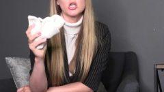 Bobby Socks Punishment – P.o.v Spanking Headmistress Teaser