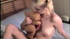 Mistress Marilyn Spanks Shaynas Bum