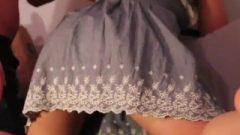 Upskirt Spunk On Panties Underwear Collection