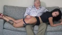 Wife Wedgie Spanked&on Her Barebottom For Being A Bitch
