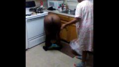 Jaquita Takes A Raw Spanking