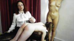 Cherry English..spanking Movies No2
