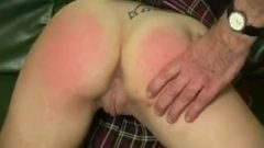 Domestic Discipline And Humiliation For Two French Sluts