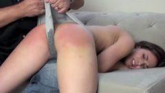 Moist Panty Spanking Humiliation For Casey Calvert