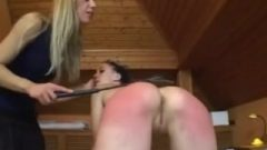 Spanked Lady Pal