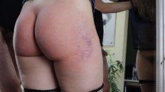 Authentic Punishment Version 1 – Bum Belting